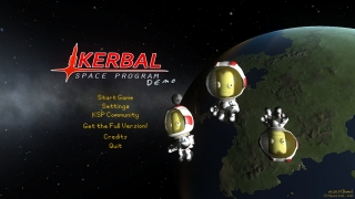 Help the Kerbals launch a spaceship into outer space.
