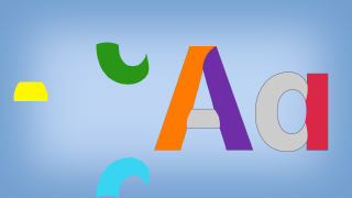 Locking puzzle pieces in place to create letters focuses kids on one letter at a time.