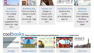 "Every section has a ""learn more"" area with links to other great resources."
