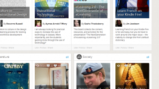 All kinds of topics are covered, from The Great Gatsby to Prince Harry.