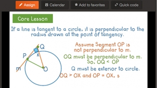 Animated graphics support students' geometric understanding.