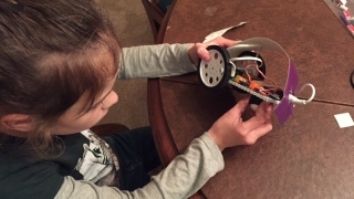 Build a BitBot vehicle that can be controlled wirelessly by your device.