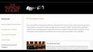Explore a variety of issues related to important Supreme Court cases.