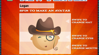 Create user accounts for students and allow them to mix and match their own avatar.