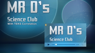 "Homescreen includes an introductory video from ""Mr. D."""