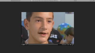 Amazing student testimonials on MSIP's intro video highlight life-changing potential.