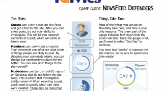 The downloadable Game Guide and Teacher's Guide ease implementation.