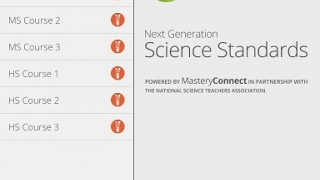 Resource section includes full text of the report from the National Science Teachers Association.
