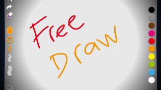 There's also a blank canvass for free drawing.