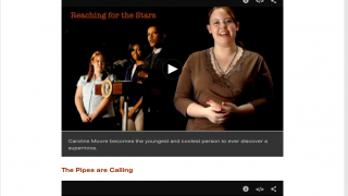 Short videos with Caroline Moore make amateur citizen-science attainable.