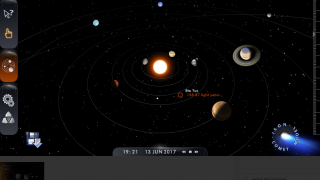 "The ""Tour of the Solar System"" is a high-quality MS/HS interactive."