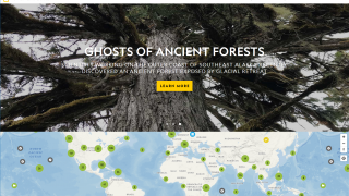 The site includes over 1,000 expeditions to learn from.