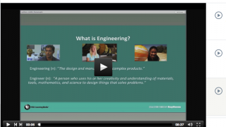 Introductory videos help orient teachers to engineering and NGSS standards.