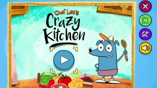A cooking game introduces kids to world cuisines.
