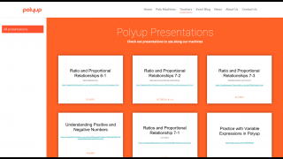 Lots of teacher presentations and resources are available.