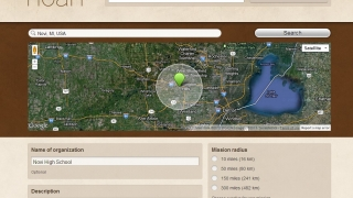 Teachers can design missions for their classes that are specific to their local areas.