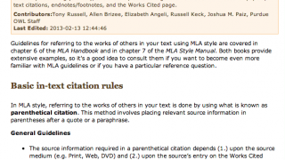 The website includes a grammar guide that covers the basics and then some.