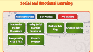 Professional development materials provide best practice tips for SEL instruction.