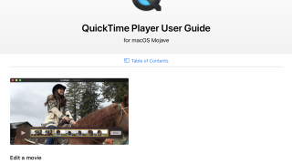 Check out the user guide before diving in.