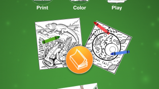 From the home screen, you can choose/scan sheets and access Settings and Help.