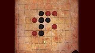There are some mini-games that challenge logical thinking.