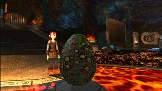 Students choose their own dragon egg, which they they hatch.