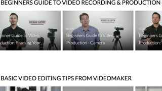 Tips to improve your video recordings