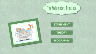 Options include Experiment, Theory, and Biography.