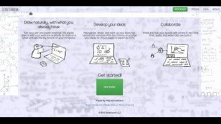 Students can upload drawings, annotate digital boards, and work together in real time.