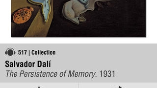 Learn more about your favorite works with audio commentary from artists and curators.
