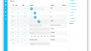 Adding assessment answer fields is pretty easy, though the interface gets a bit convoluted at times.