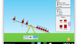 Simple machines can be made more complex with the sophisticated balance tool.