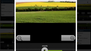 The AndroVid - Video Editor lets you create and edit custom-made videos.