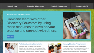 Connect with other educators and find new strategies.