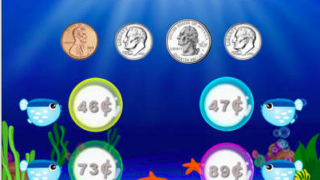 Coins that looked more real would help students better connect them to currency they see in the real world.