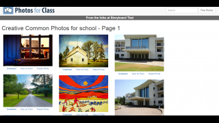 Vivid, detailed photos are ideal projects and presentations.