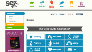 Conversation Starter helps teens find the words to talk about tough topics with the people in their lives.