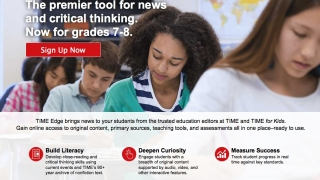 TimeEdge has a variety of subscription options, including a free 60-day trial and and available bulk discounts for schools.