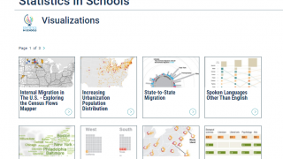 Visualization tools offer unique and interactive ways to view data.