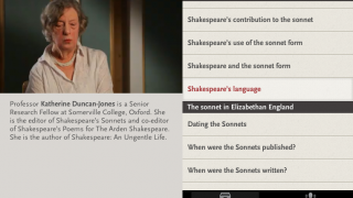 Learn about the sonnet form.