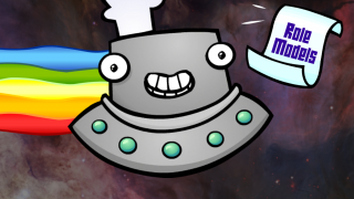 Space Chef is your starter robot for creating healthy recipes.