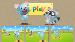 Complete a sequence, tap play, and watch the animated scene.