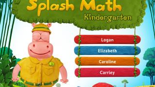 Teachers can create customized profiles for up to four different users.