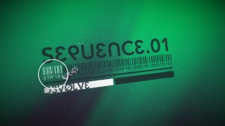 Each set of levels in Splice is called a Sequence. This is the first one.