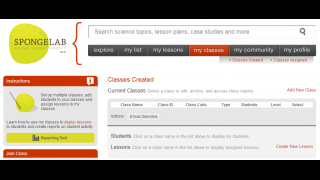 Teachers can deploy lessons and track student progress using the teacher dashboard.