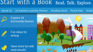 You'll find a plethora of summer reading ideas here.