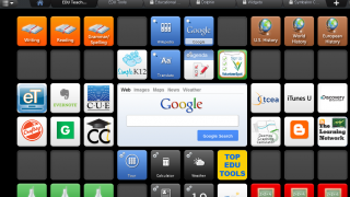A webmix is an organized collection of links.