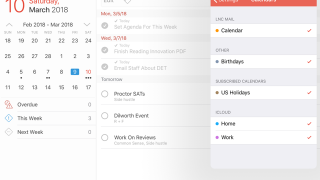 Sync with iCalendar to organize your schedule and maximize productivity.