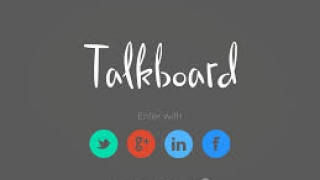 Share boards through social media and email.