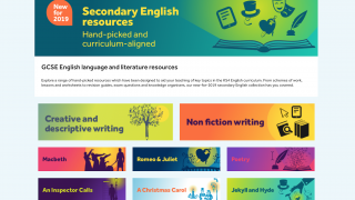View collections of lessons and resources by subject area.